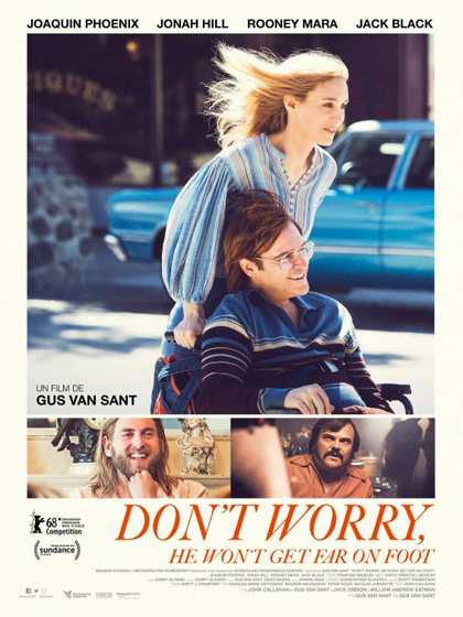 Poster Don't Worry