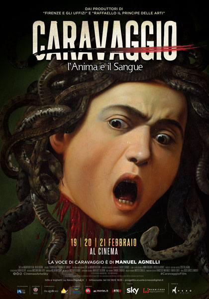 Trailer Caravaggio - L'anima e il sangue