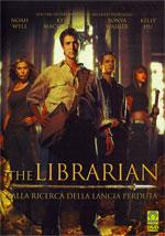 Trailer Librarian. Alla ricerca della lancia perduta