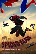 Poster Spider-Man - Un Nuovo Universo  n. 0