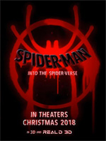 Poster Spider-Man - Un Nuovo Universo  n. 1