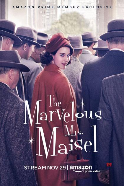 Trailer The Marvelous Mrs. Maisel