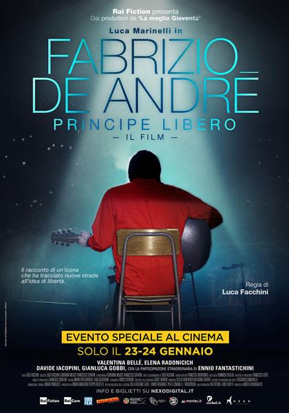 Trailer Fabrizio De André - Principe libero