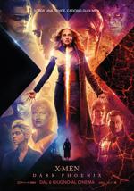 Poster X-Men - Dark Phoenix  n. 4