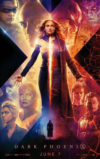 Poster X-Men - Dark Phoenix