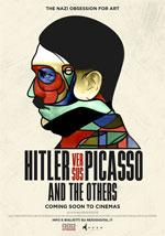 Poster Hitler contro Picasso e gli altri  n. 1