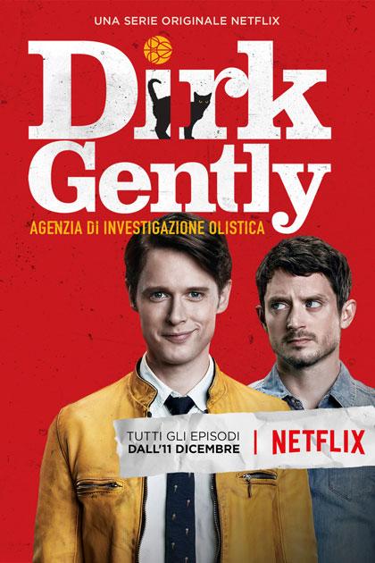 Dirk Gently - Agenzia di investigazione olistica