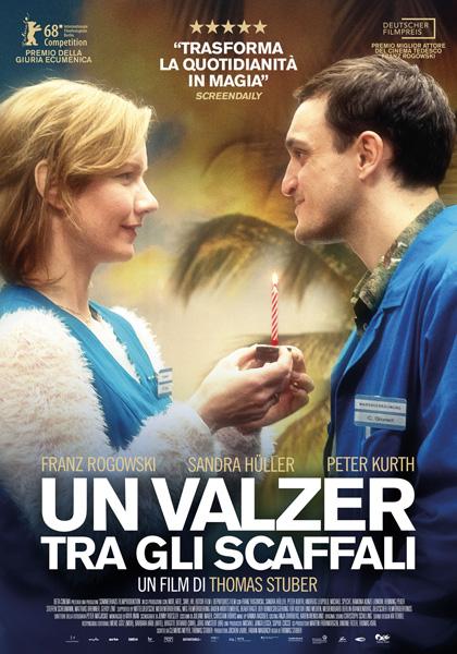 Trailer Un Valzer tra gli Scaffali