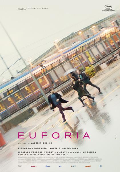 Locandina italiana Euforia