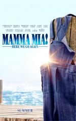 Poster Mamma mia! - Ci risiamo  n. 1