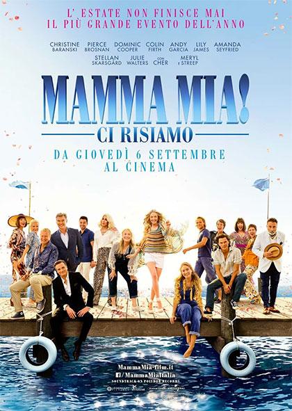 Trailer Mamma mia - Ci risiamo!