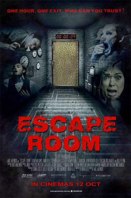 Download Film Escape Room 2017