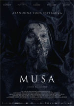 Poster La settima musa  n. 1