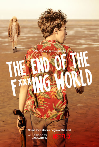 Trailer The End of the F***ing World