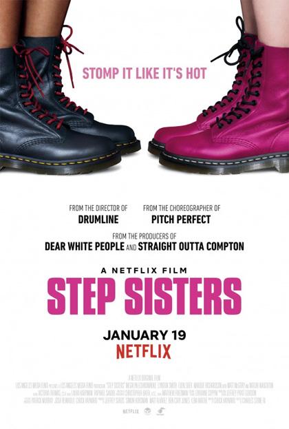 Trailer Step Sisters