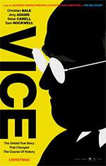 Poster Vice - L'Uomo nell'Ombra  n. 1
