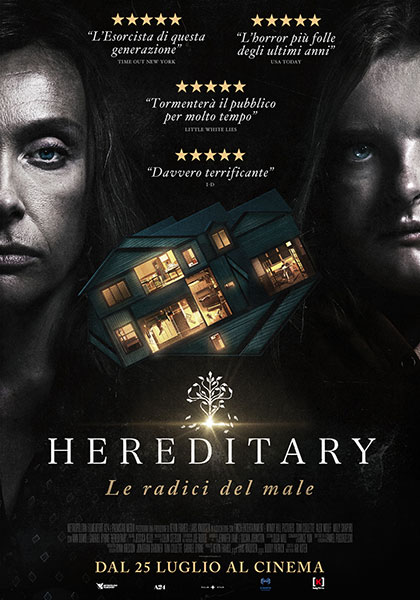 Trailer Hereditary - Le radici del male