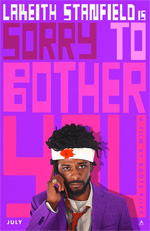 Poster Sorry To Bother You  n. 1
