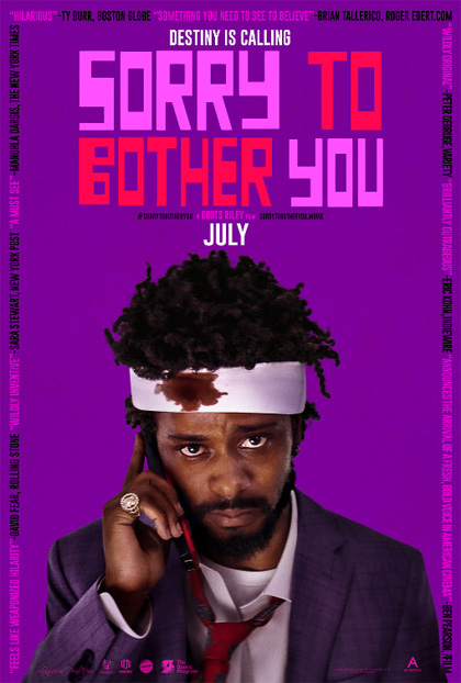 Trailer Sorry To Bother You
