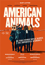 Poster American Animals  n. 0