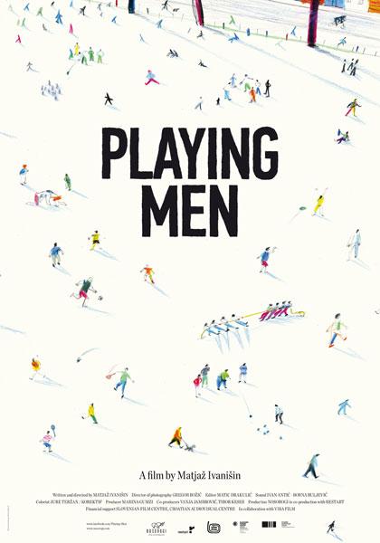 Trailer Playing Men