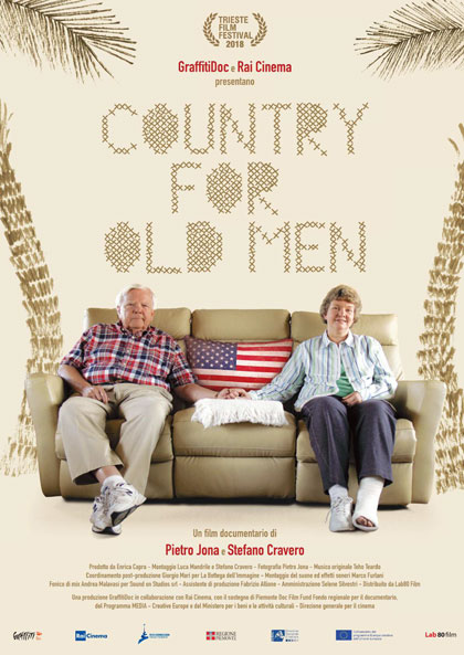 Trailer Country for Old Men