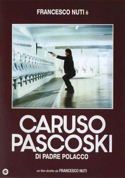 Locandina italiana Caruso Pascoski (di padre polacco)