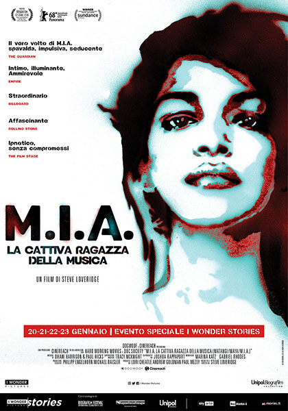 Trailer Matangi / Maya / M.I.A.