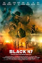 Poster Black 47  n. 0