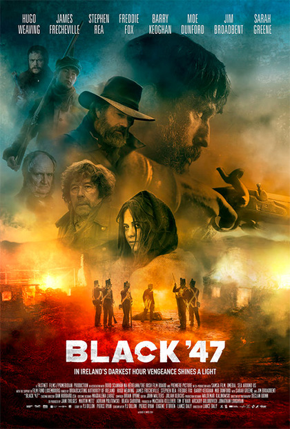 Trailer Black 47
