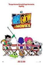Poster Teen Titans Go! Il Film  n. 1