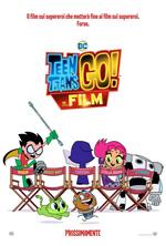 Poster Teen Titans Go! Il Film  n. 3