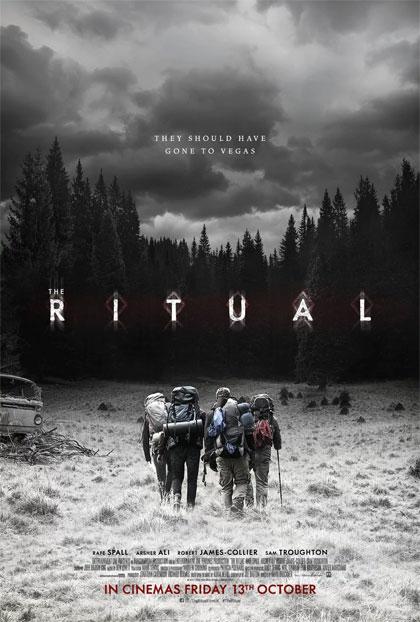 Trailer Il rituale