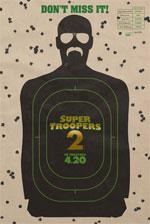 Poster Super Troopers 2  n. 1