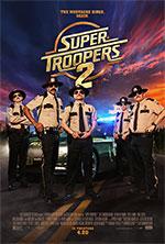 Poster Super Troopers 2  n. 2