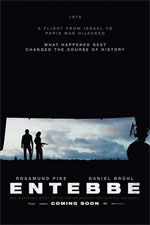 Poster 7 Days in Entebbe  n. 1