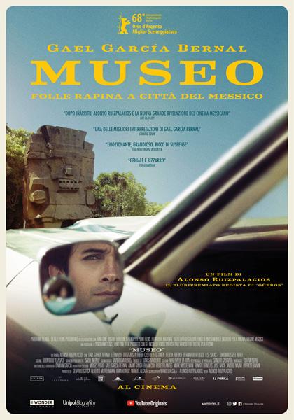 Trailer Museo - Folle Rapina a Città del Messico
