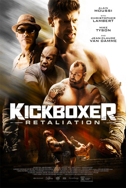 Trailer Kickboxer: Retaliation