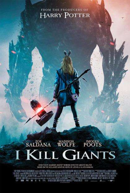 #I Kill Giants: recensione della trasposizione del fumetto pluripremiato