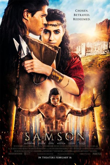 Trailer Samson