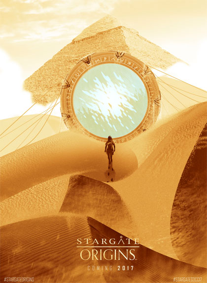 Trailer Stargate Origins