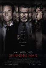 Poster Spinning Man - Doppia colpa  n. 0