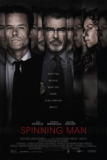 Trailer Spinning Man - Doppia colpa