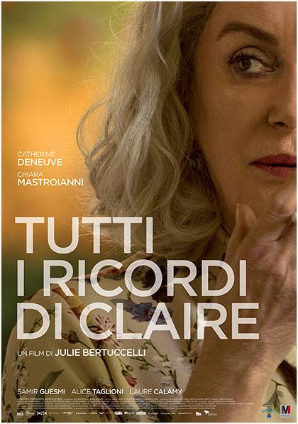 Locandina italiana Tutti i ricordi di Claire