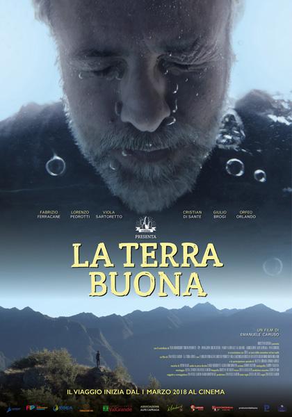 Locandina italiana La terra buona