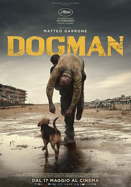 Locandina italiana Dogman