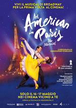Poster An American in Paris - The Musical  n. 0