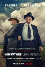 Poster Highwaymen - L'ultima imboscata  n. 0