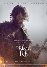 Poster Il primo Re  n. 0