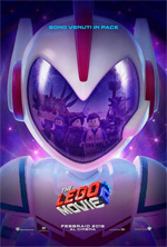 Poster The Lego Movie 2  n. 2
